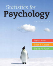 Statistics for Psychology Plus New MyStatLab with Etext -- Access Card Package av Arthur Aron, Elaine N. Aron, Cole Publishing og Elliot Coups (Blandet mediaprodukt)