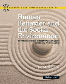 Human Behavior and the Social Environment av Joe M. Schriver (Heftet)
