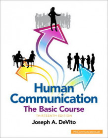 Human Communication av Joseph A. DeVito (Heftet)