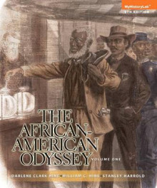 The African-American Odyssey, Volume 1, Books a la Carte av Board of Trustees Professor of African American Studies and Professor of History Darlene Clark Hine, William C Hine og Stanley C Harrold (Perm)