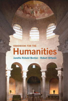 Handbook for the Humanities Plus New MyArtsLab with Etext - Access Card Package av Janetta Rebold Benton og Robert DiYanni (Blandet mediaprodukt)