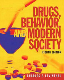 Drugs, Behavior, and Modern Society with Mysearchlab with Etext -- Access Card Package av Charles F Levinthal (Blandet mediaprodukt)