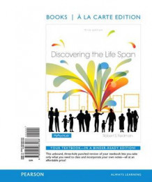 Discovering the Life Span, Books a la Carte Edition av Robert S Feldman (Perm)
