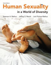 Human Sexuality in a World of Diversity (Paper) Plus New Mylab Psychology with Etext -- Access Card Package av Lois Fichner-Rathus, Jeffrey S Nevid og Spencer a Rathus (Blandet mediaprodukt)