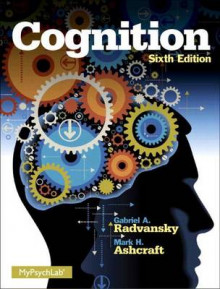 Cognition Plus New Mypsychlab with Etext -- Access Card Package av Mark H Ashcraft og Professor of Psychology Gabriel A Radvansky (Blandet mediaprodukt)