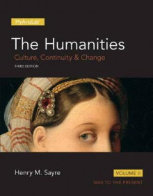 The Humanities: Volume II av Henry M. Sayre (Blandet mediaprodukt)