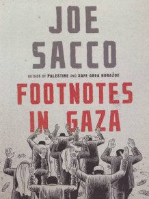 Footnotes in Gaza av Joe Sacco (Innbundet)