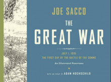 The great war av Joe Sacco (Innbundet)