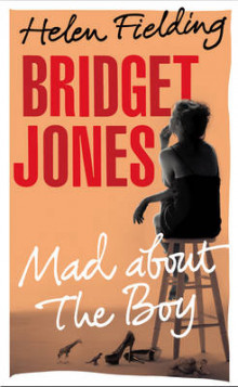 Bridget Jones: Mad About the Boy av Helen Fielding (Innbundet)