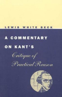 A Commentary on Kant's