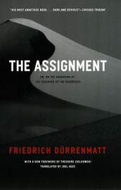 essay on the visit by friedrich durrenmatt Friedrich dürrenmatt is arguably one of the (except for productions of the visit) beginning in 1954 in his early essay on theater problems there are.