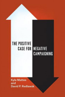 The Positive Case for Negative Campaigning av Kyle Mattes og David P. Redlawsk (Innbundet)