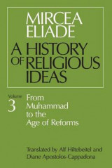 Omslag - A History of Religious Ideas: From Muhammad to the Age of Reforms v. 3
