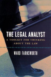 The Legal Analyst av Ward Farnsworth (Heftet)