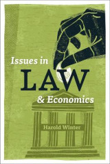 Omslag - Issues in Law and Economics