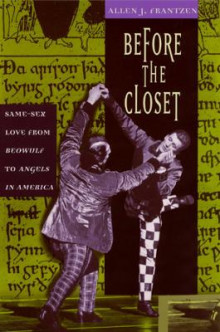 Before the Closet av Allen J. Frantzen (Innbundet)