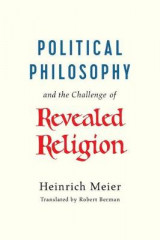 Omslag - Political Philosophy and the Challenge of Revealed Religion