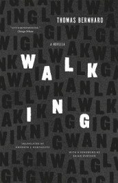 Walking av Thomas Bernhard (Heftet)