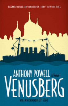Venusberg av Anthony Powell (Heftet)