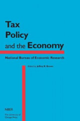 Omslag - Tax Policy and the Economy: Volume 29