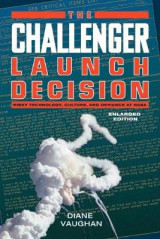 Omslag - The Challenger Launch Decision