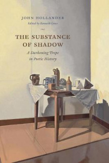 Substance of Shadow av John Hollander (Innbundet)