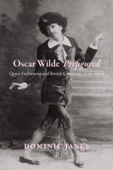 Omslag - Oscar Wilde Prefigured