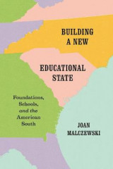 Omslag - Building a New Educational State