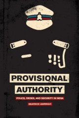Omslag - Provisional Authority