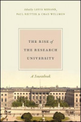 Omslag - The Rise of the Research University