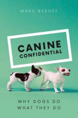Omslag - Canine Confidential