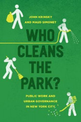 Omslag - Who Cleans the Park?