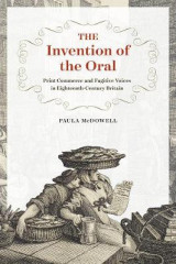 Omslag - The Invention of the Oral