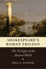 Omslag - Shakespeare's Roman Trilogy