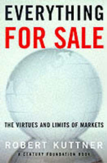 Everything for Sale av Robert Kuttner (Heftet)