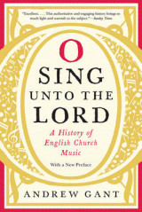 Omslag - O Sing Unto the Lord