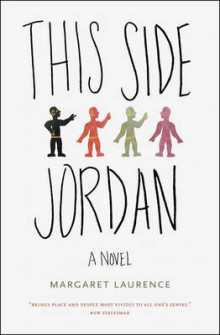 This Side Jordan av Margaret Laurence (Heftet)