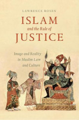 Omslag - Islam and the Rule of Justice