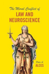 Omslag - The Moral Conflict of Law and Neuroscience