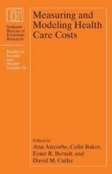 Omslag - Measuring and Modeling Health Care Costs