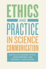 Omslag - Ethics and Practice in Science Communication