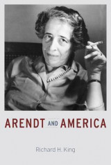 Omslag - Arendt and America