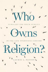 Omslag - Who Owns Religion?