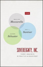 Sovereignty, Inc. av William Mazzarella, Eric L Santner og Aaron Schuster (Heftet)