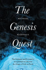 Omslag - The Genesis Quest