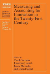Omslag - Measuring and Accounting for Innovation in the Twenty-First Century