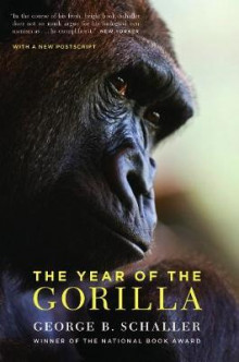 The Year of the Gorilla av George B. Schaller (Heftet)