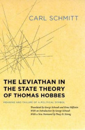 The Leviathan in the State Theory of Thomas Hobbes av Carl Schmitt (Heftet)
