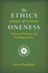 Omslag - The Ethics of Oneness
