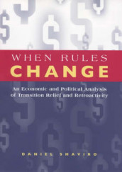 When Rules Change av Daniel N. Shaviro (Innbundet)